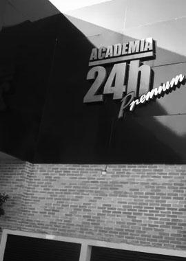Academia 24h - Tatuapé
